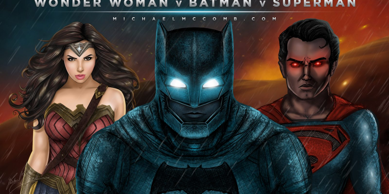 batman v superman wonder woman dawn of justice